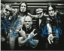 JACKYL DMC signed 8x10 photo COA AUTO JESSE JAMES DUPREE JEFF WORLEY +3