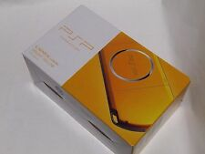 USED Playstation Portable PSP 3000 Console System Yellow