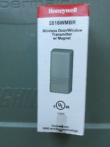 New Honeywell 5816WMBR Wireless Door / Windows Transmitter W/ Magnet