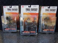 Final Fantasy The Spirits Within Phantom and Gray Edwards figure.
