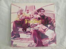 "Five Deez Kinkynasti 12"" 2X LP Vinyl Record Hip Hop Rap Underground !K7 Records"