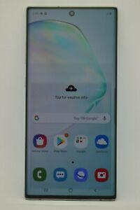 Samsung Galaxy Note10+ PLUS SM-N975U 256GB  Aura Glow GSM CDMA UNLOCKED