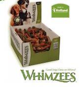 Whimzees 100 XXSMALL Toothbrushes Vegetarian Dog Treats Chews 50mm