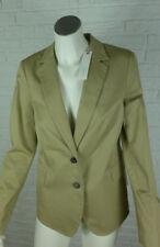 Einreihige Damen-Anzüge & -Kombinationen aus Baumwolle in Größe 42