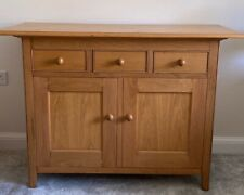 Oak dresser sideboard (Marks and Spencer) Also Selling Matching TV Stand