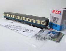 Piko H0 DC 59689 Mitteleinstiegswagen Steuerwagen 2.Klasse DB ozeanblau beige