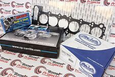CP Piston 84.5mm/8.5:1 &Eagle Rods&Cometic Head Gasket&ARP Studs Set for BMW M54