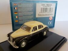 MG ZB IVORY/BLACK Oxford Diecast Model . 1/76  Dublo