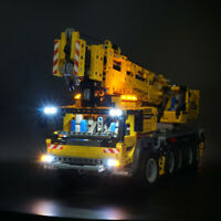LED-Beleuchtungsset für LEGO 42009 Technic Mobilkran Mk II Fahrzeugbeleuchtung