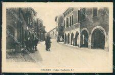 Treviso Oderzo Corso Umberto I cartolina VK3468