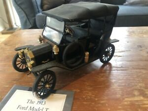 Franklin Mint 1913 Model T Ford 1:16 Die-cast Model