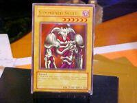 SUMMONED SKULL - MRD-003 - Ultra Rare Holo Foil YuGiOh Card