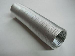 "Carburetor Preheater Hose Dorman Mighty Flow! 96024 - 2"" x 18"" Aluminum"