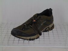MERRELL CONTINUUM GREEN HIKING SHOES VIBRAM SOLES MEN SIZE 11