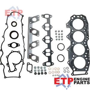 ETP Ulitmate VRS Gasket Set for Ford and Mazda WL 2.5L Diesel Courier and Bravo