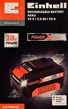 Einhell power-x-change 18 volts système Batterie lithium-ion (Li-Ion) 3.0 Ah