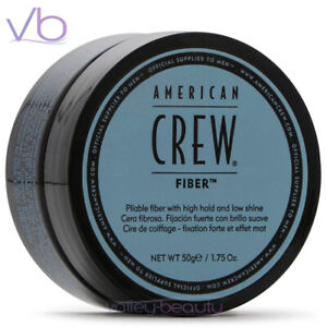 AMERICAN CREW (Fiber, Paste, Thickening, Molding, High Hold, Low Shine, 1.75oz)