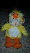 New Starbucks Bearista plush bear duck chick costume NWT 25th edition #G4