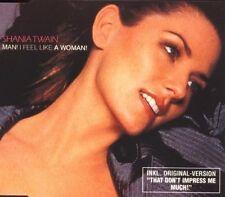 Shania Twain si! i feel like a woman! (1999, #5623912) [Maxi-CD]