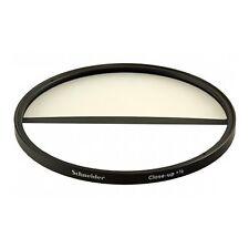 New Schneider 138mm +3 Split-Field Diopter Lens Close-up Filter # 68-073538