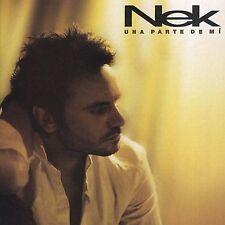 """NEK """"Una  Parte di Me"""" cd NM"""