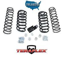 """TeraFlex TJ 2"""" Suspension Coil Lift Kit for 1997-2006 Jeep Wrangler 1141200"""