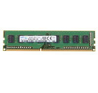 For Samsung 4 GB 4G PC3-12800U DDR3 1600MHz 1RX8 240PIN DIMM RAM Desktop Memory