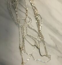 15ft Silver Plated? Chain from China