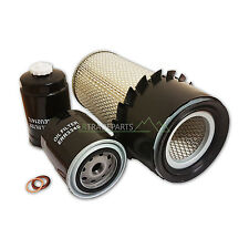 LAND ROVER DEFENDER 200TDI FULL ENGINE SERVICE FILTER KIT OIL,AIR & FUEL NTC6660