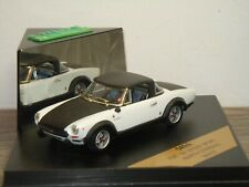 Fiat 124 Spider Sport Abarth Stradale - Vitesse 049A - 1:43 in Box *38877