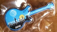 2016 RNC Republican National Convention Pin Guitar Rock & Roll Hall of Fame