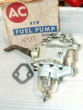 FUEL VACUUM PUMP RAMBLER 1957 1958 1959 AMBASSADOR 1956 1957 HUDSON 1957-57 V8