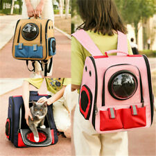 2019 New Pet Space Bag Cat Out Portable Air-permeable Cat Bag Dog Cat