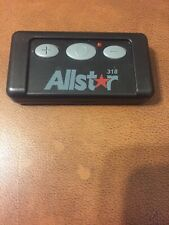 Allstar 110995 Gate Garage Door Opener Remote Classic 318Mhz Quik-Code 3-Button