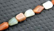 Beautiful Natural Multi Moonstone Gemstone Faceted Nuggets Beads Wholesale Price