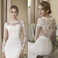 Lace Wedding Jackets White / Ivory Rhinestone Bridal Boleros Wraps Shawl Custom