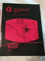Leon Silver - Geological Implications of Impacts of Large Asteroids - 1982