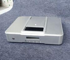 DIY CD player Aluminum case Enclosure chassis Slide Up Round Corner 430*80*330mm