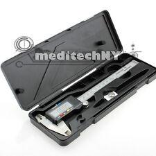 Stainless Steel Digital Electronic Gauge Vernier 150mm 6inch Caliper Micrometer