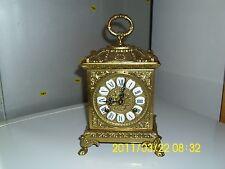 franz hermle bronze bracket clock l