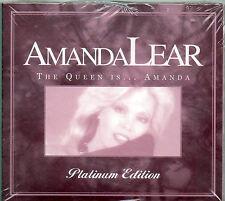 AMANDA LEAR - THE QUEEN IS...- PLATINUM EDIT.3 CD RARO