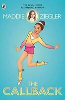 The Callback by Maddie Ziegler Paperback NEW Book