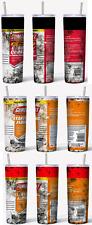 Gumout Tumbler 20 oz Skinny custom drinkware & straw Personalize opt