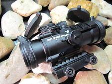 Vortex Spitfire 3x Prism Scope Red Dot Sight EBR NEW W/ Free Goodie