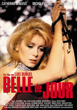 Belle de jour (1967) Catherine Deneuve Luis Bunuel movie poster 24x34 inches