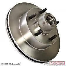 Motorcraft BRR16 Rear Disc Brake Rotor YC2Z1V102FA