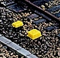 Trackside Connection Box Audio Frequency 20s Set / N Gauge