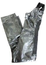 Taurus by Drospo womens genuine leather motorcycle bike biker pants overalls