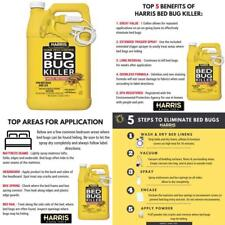 Liquid Spray Bed Bug Killer  With Odorless And Non-Staining Extended Residual