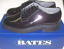Bates Hi-Gloss Leather Upper Leather Sole Made in USA sizes from 5 To 16